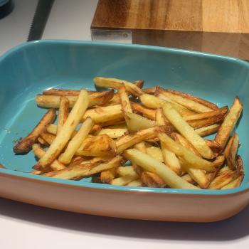 Hairy Bikers Air Fryer Chips